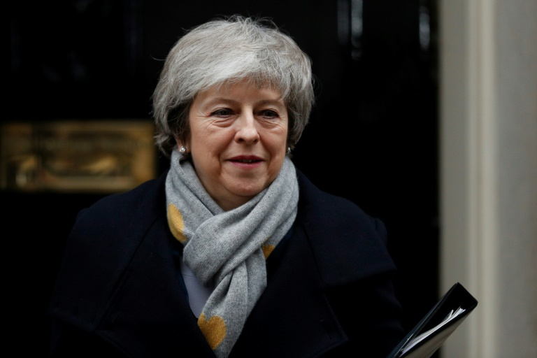 British PM faces defeat in historic Brexit deal vote