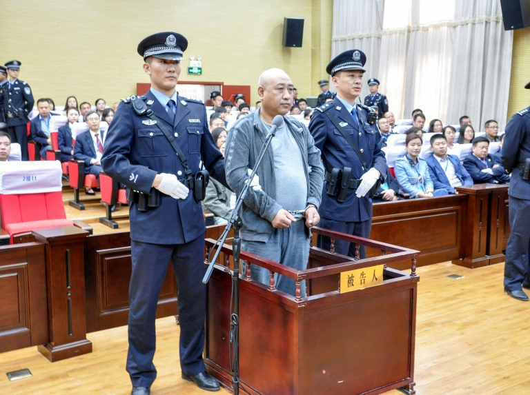 China executes 'Jack the Ripper' murderer - Egypt Independent