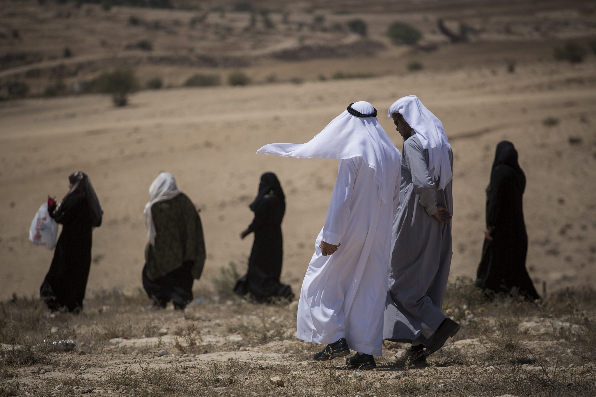 Israel looks to tackle Bedouin polygamy - Egypt Independent