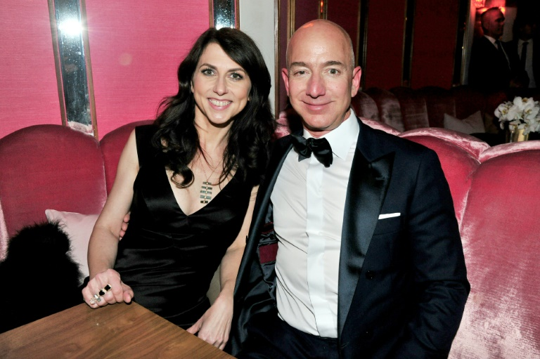 Jeff Bezos divorce: $136bn, Amazon in the middle
