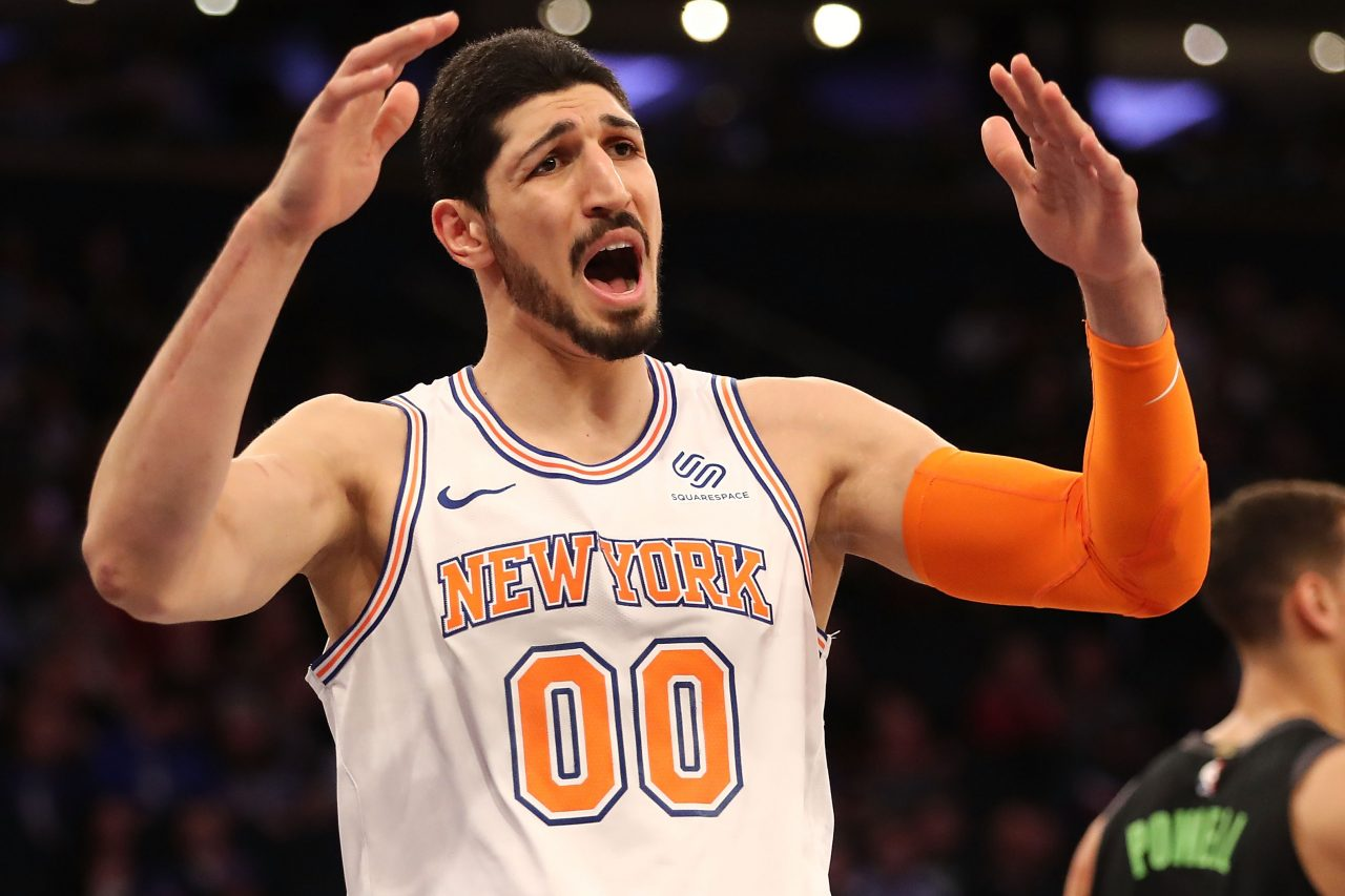 Turkey seeks extradition of NBA's Kanter over Gulen links