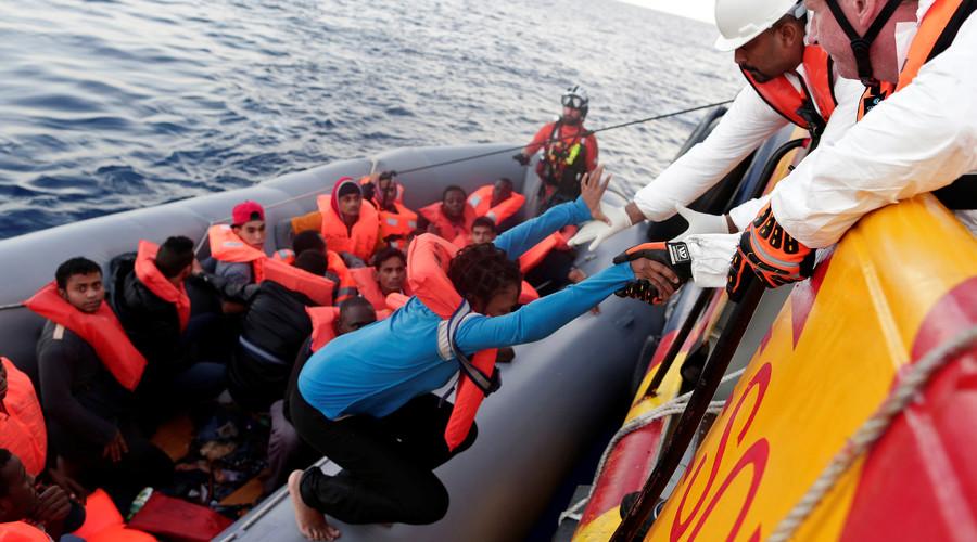 UN tells Italy proposed decree violates migrants' rights