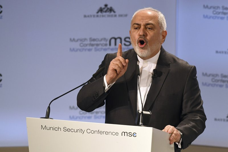 Iran pressures Europe for more effort to save nuclear deal