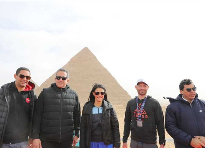 Pyramids Marathon promotes sports tourism in Egypt