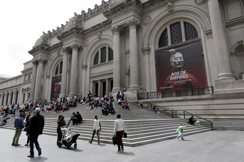 Metropolitan Museum to return stolen artifact to Egypt