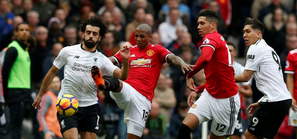 bf7bbeead7b Egyptian and Liverpool striker Mohamed Salah said before meeting Manchester  United on Sunday that his team was well aware of the outstanding  performance of ...