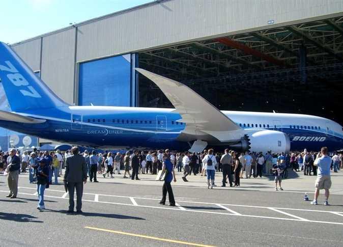 Boeing Dreamliners