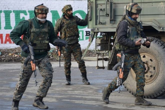 Pakistan spy agency involved in Kashmir bombing: India