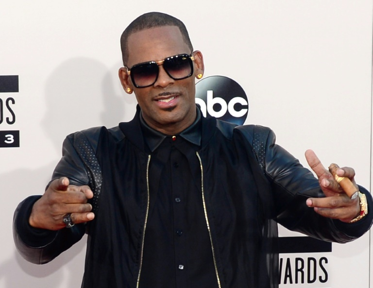 Facing charges of sex abuse against minors, R. Kelly surrenders to police