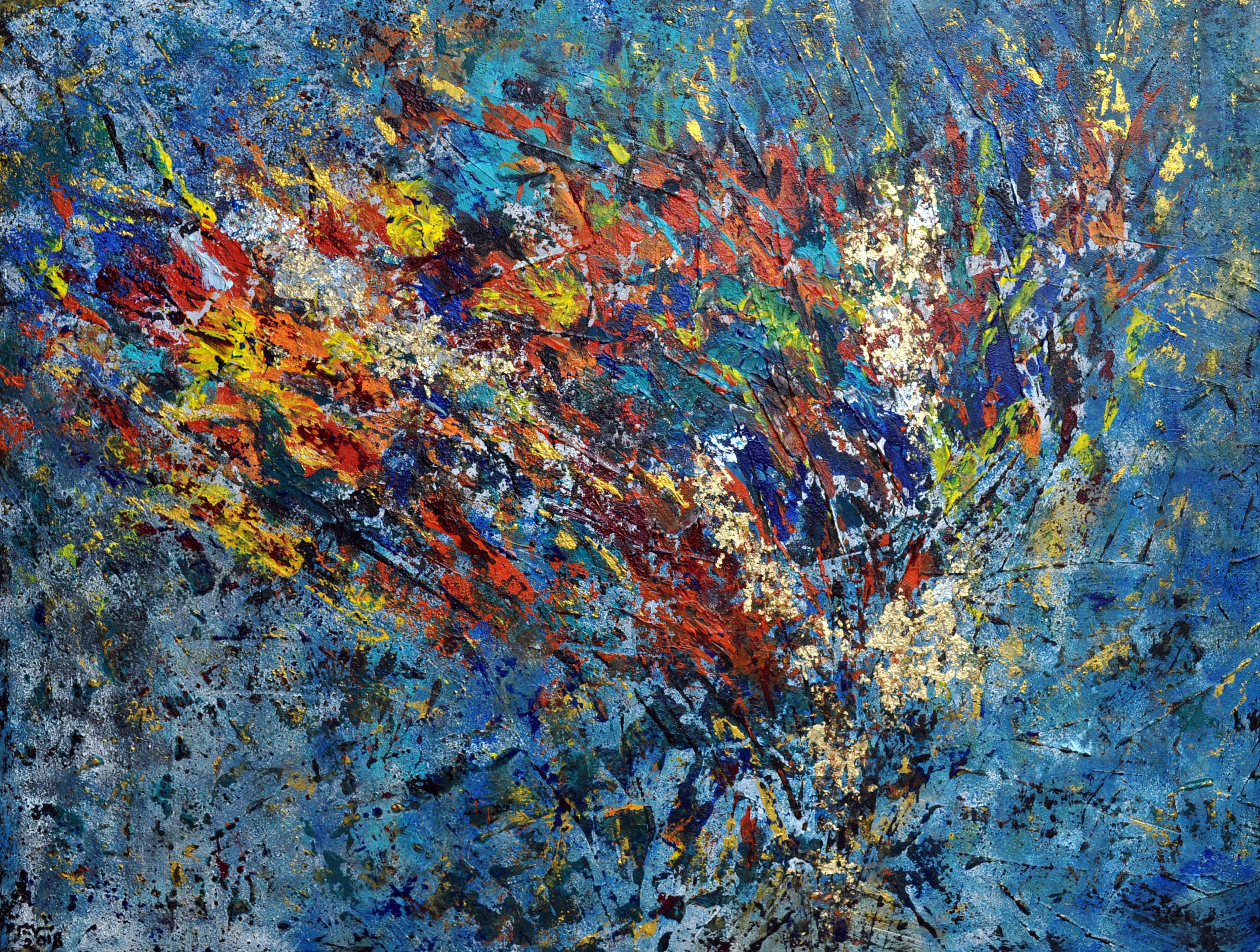 Abstract Art Explosion