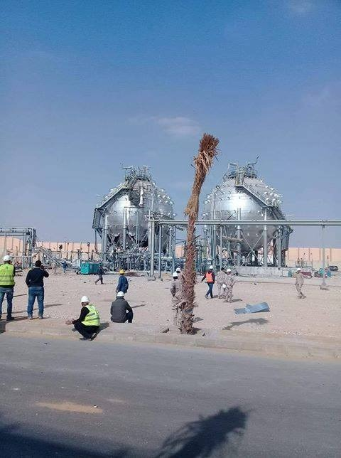 Eight workers dead, 7 injured due to explosion in Suez