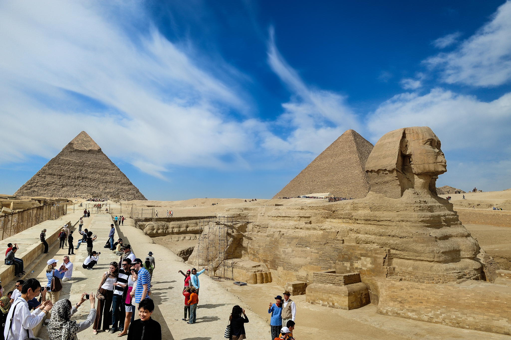 National Geographic Launches Egypt Specials Series To Delve Into Pharaohs Treasures Egypt Independent