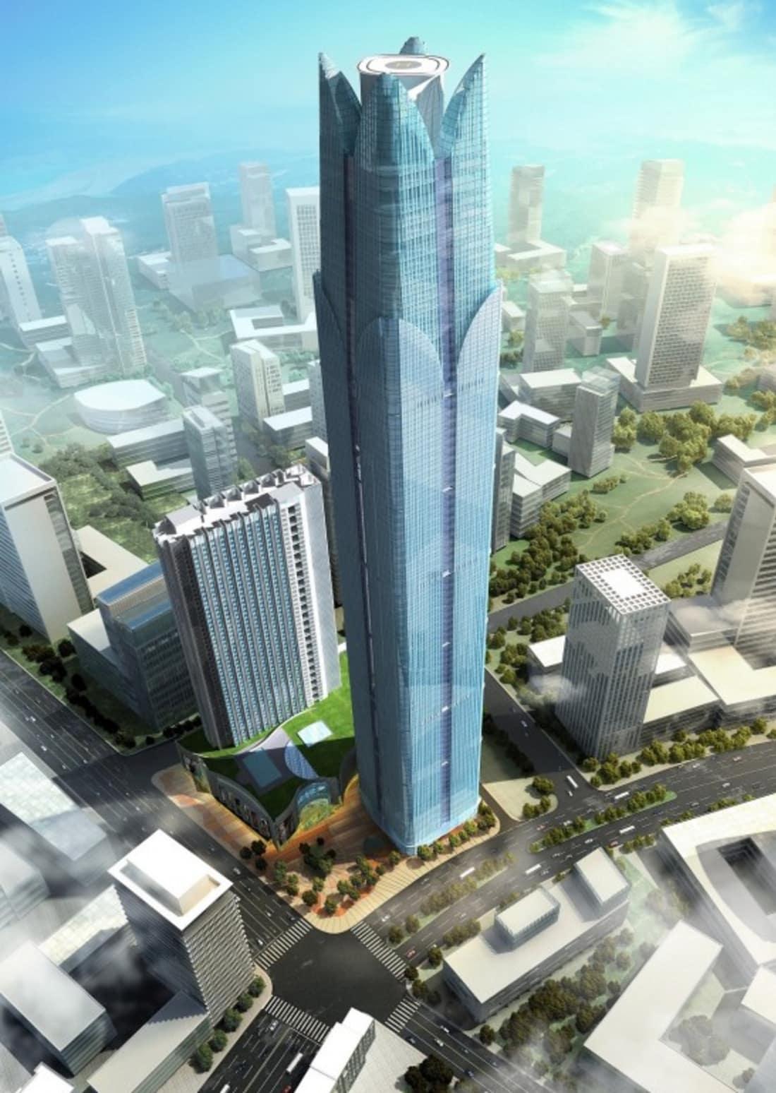 Dubai and Saudi Arabia towers in time war to be world's