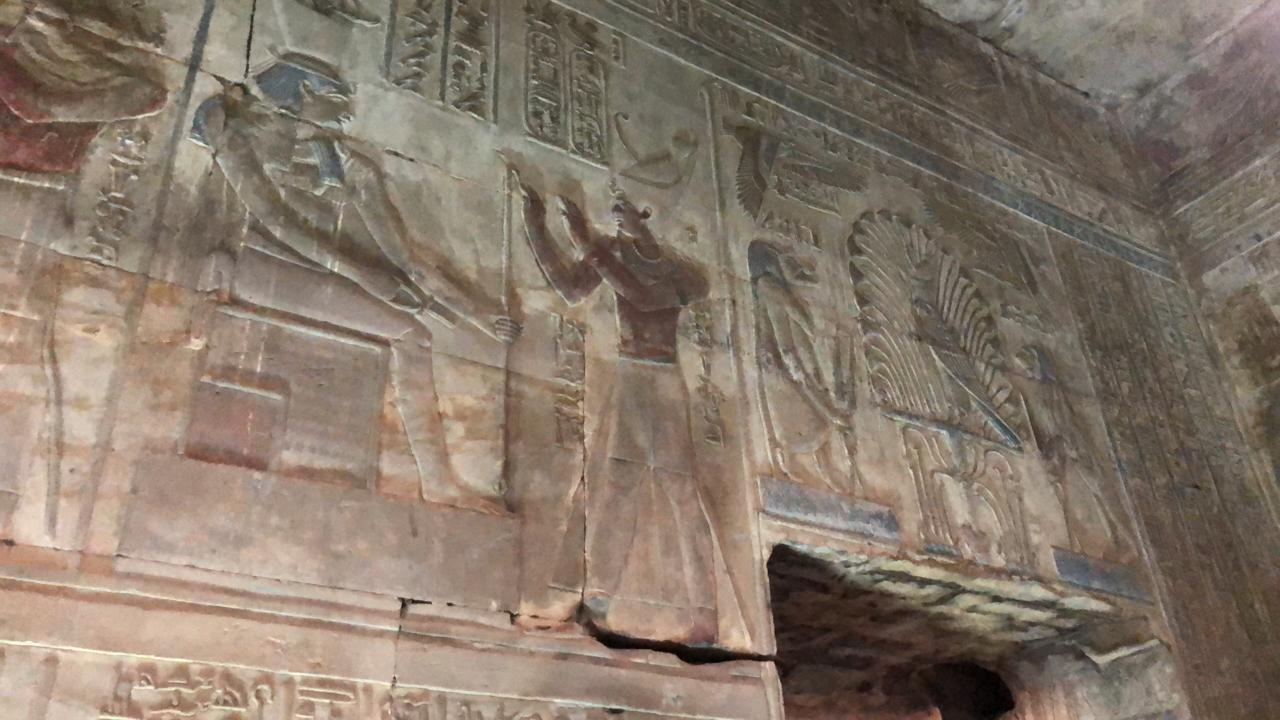 Minister of Antiquities opens Opet Temple in Luxor