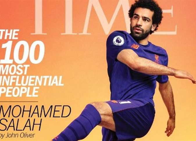 Time lists Mohamed Salah among world's 100 most influential people