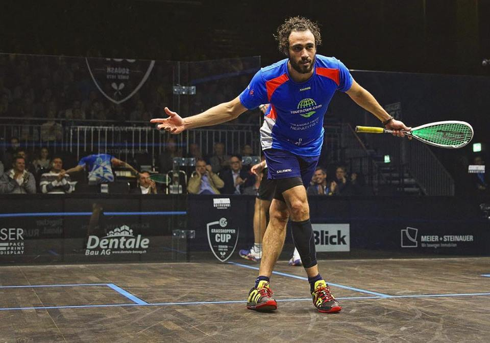 Ramy Ashour announces retirement from professional squash - Egypt Independent