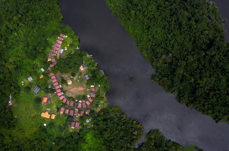 Isolation helps Brazil indigenous group defend way of life