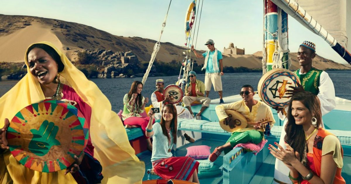 Video Beautiful Destinations Depicts Egypt In Fascinating One Minute Video Egypt Independent
