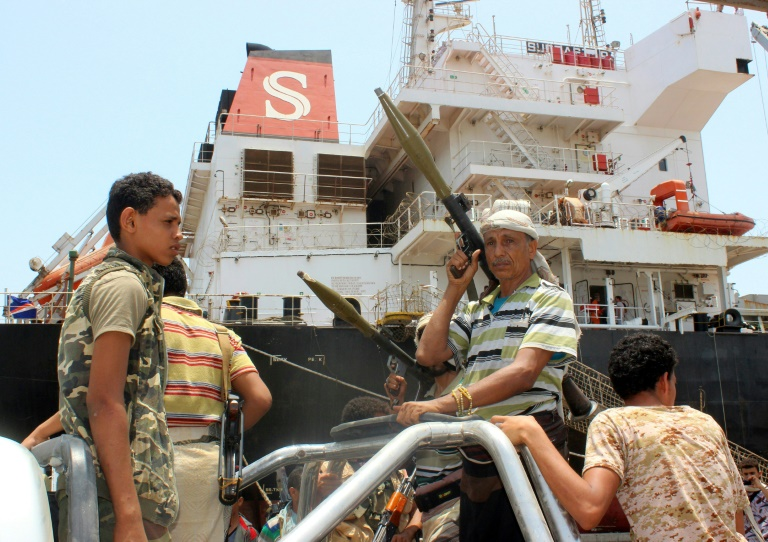 UN to report Tuesday on rebel withdrawals from 3 Yemen ports