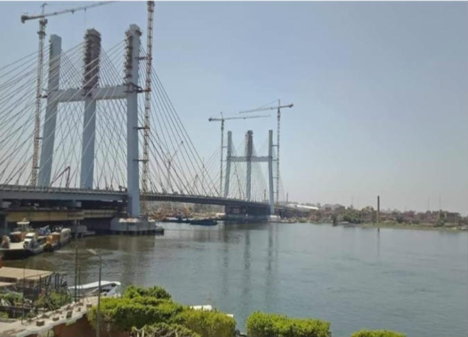 Guinness officially records Rod al-Farag suspension bridge as world's widest