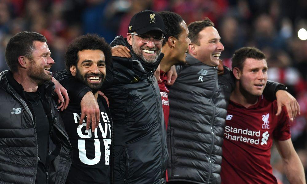 Mo Salah in top 5 players selected for 2019 Ballon d'Or