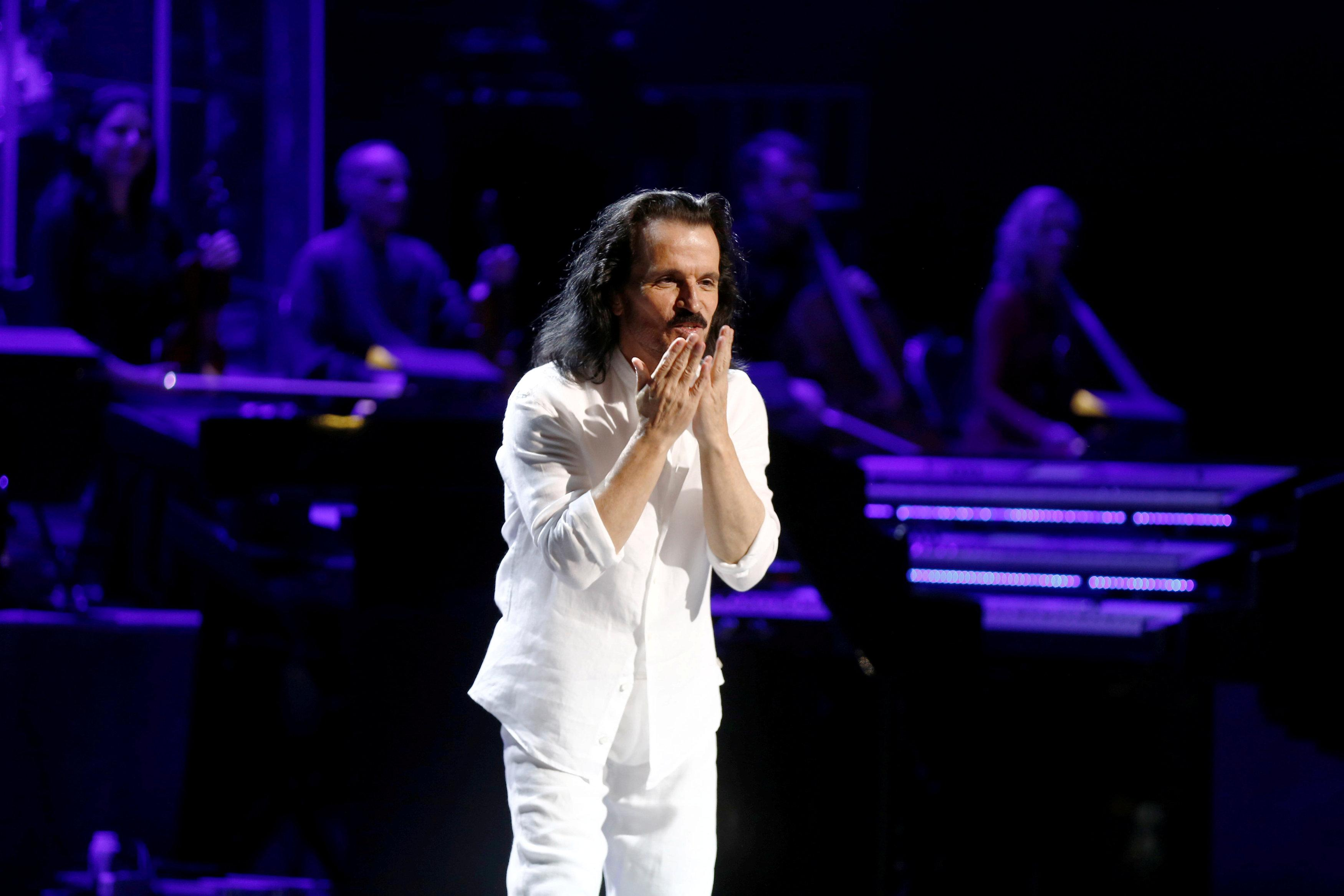 Yanni to perform his second concert in Egypt this July