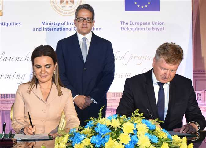 Egypt, EU kick off €3 million project to revamp the Egyptian Museum in Tahrir