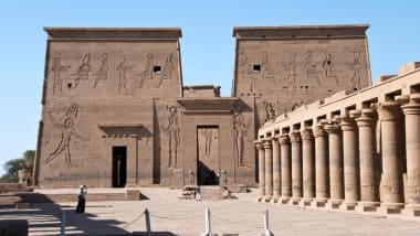 Egypt Plans To Turn Philae Temples Into Open Tourist Attraction Zone Egypt Independent