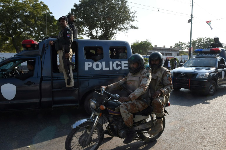 Karachi vice: Pakistani cop channels police stories into gritty