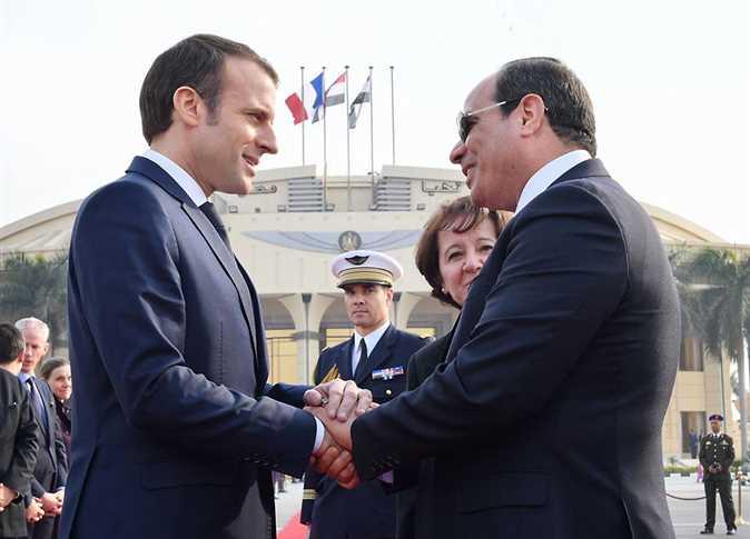 Egypt rebuffs France's concerns over arrest of Egyptian activist Mohamed Bashir