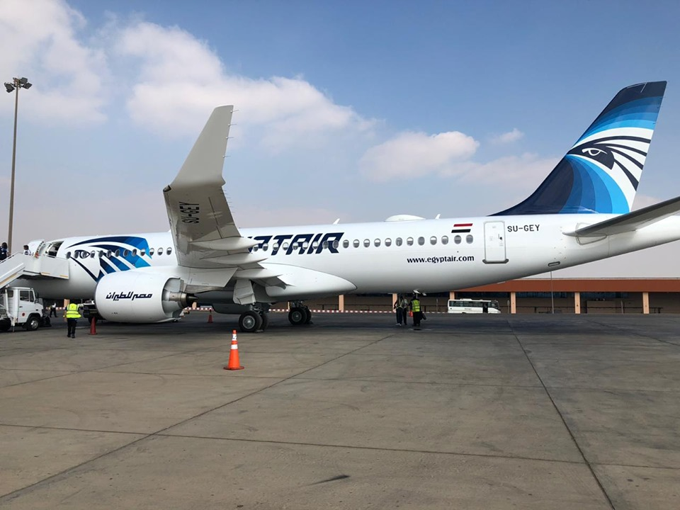 Egypt receives fifth new Airbus aircraft