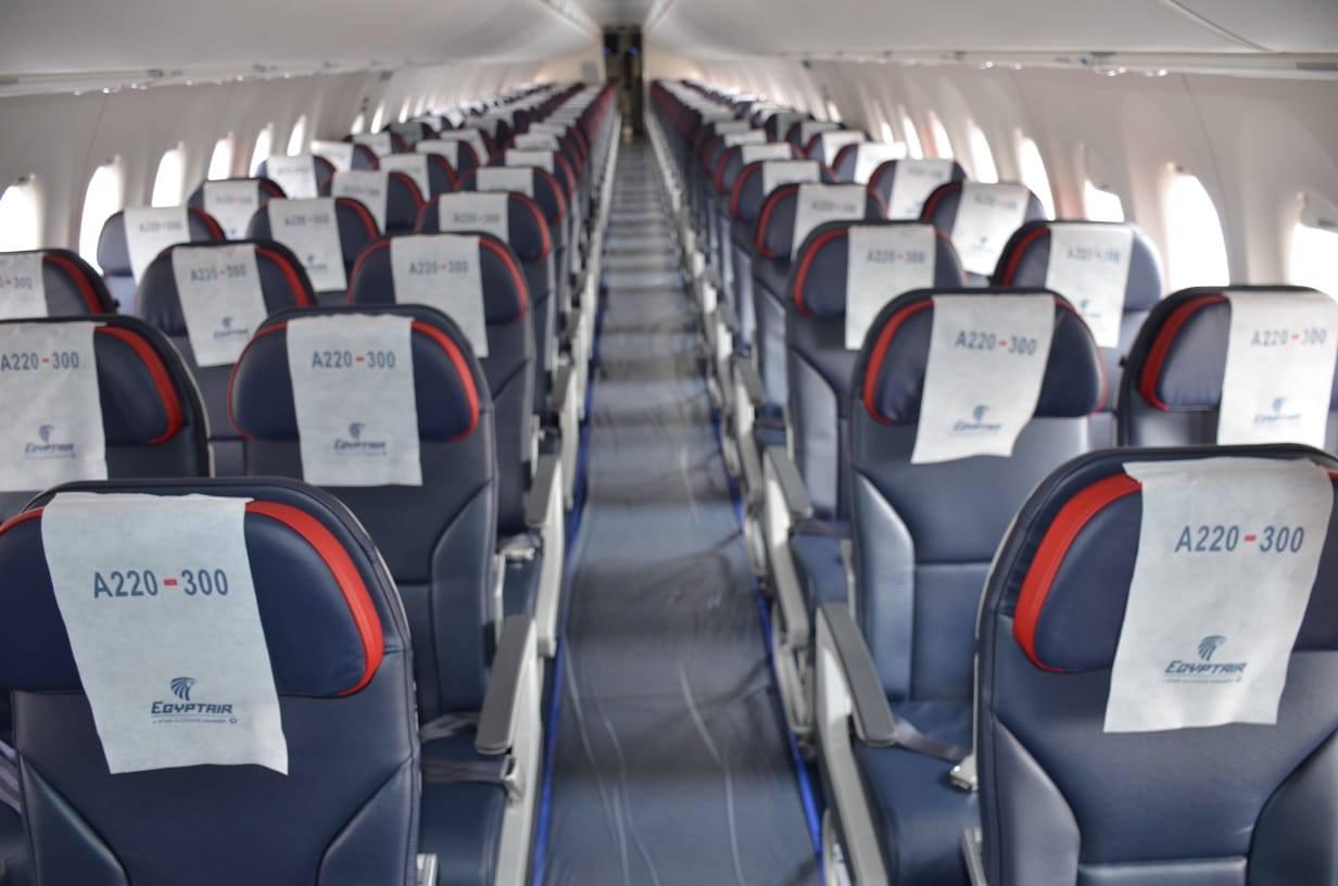 EgyptAir launches new Comfort Class for international flights