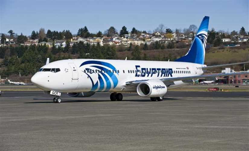 EgyptAir's flight to Morocco halted, losses amount to LE500 million per month