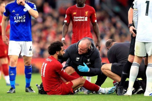 Salah to miss upcoming Liverpool match due to ankle injury: UK newspapers