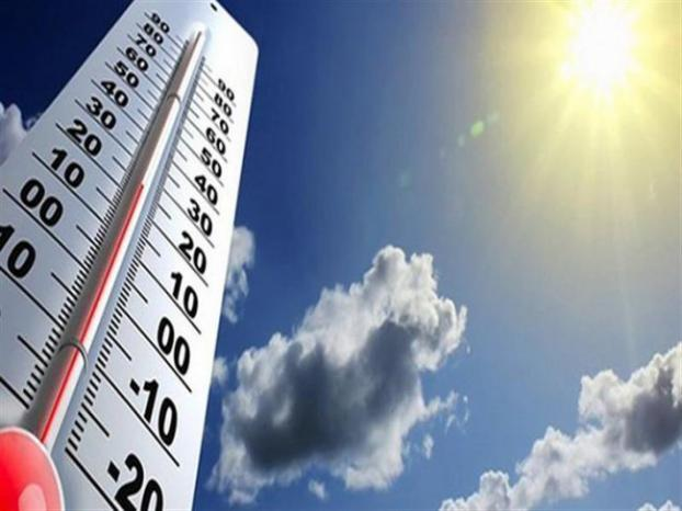 Higher temperatures expected starting Tuesday until Thursday across Egypt