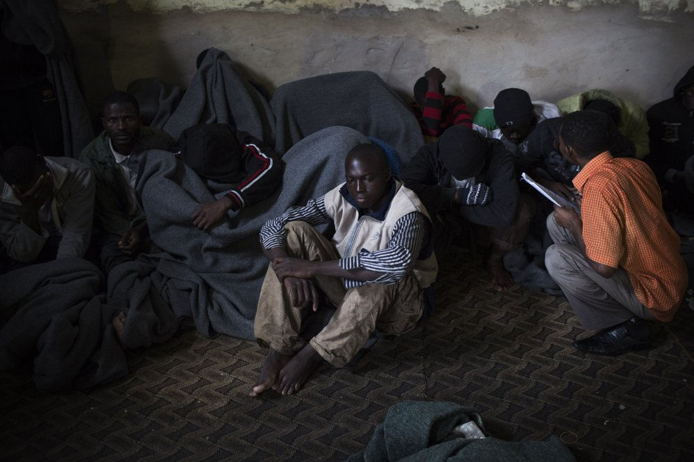 Libya: Over 150 migrants freed in raid on traffickers