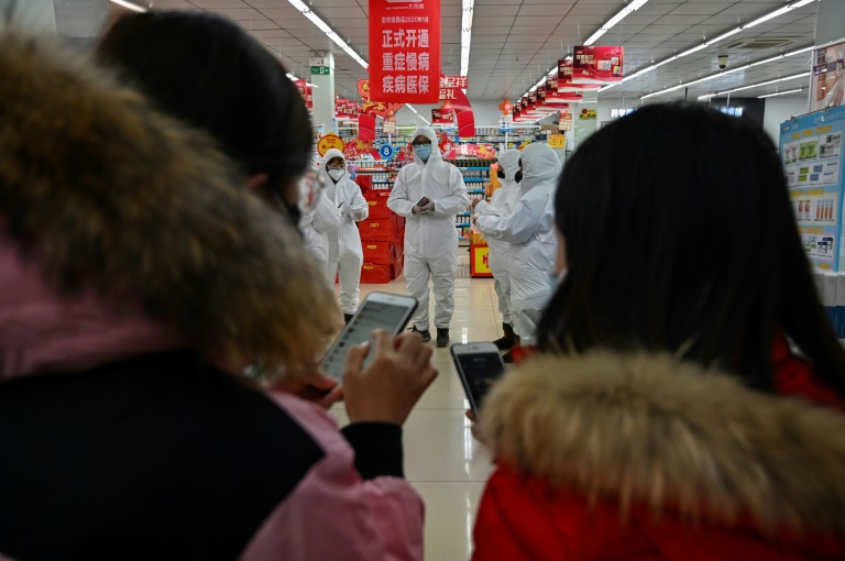 What's new in the China virus outbreak