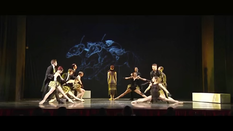 'Balletto di Milano' to perform 'Anna Karenina' over three days at Cairo Opera House
