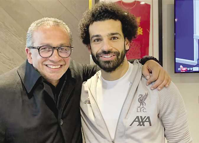 EFA official meets Mohamed Salah over preparations for 2022 World Cup