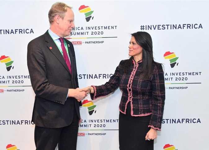 Egypt, UK announce 24 million pound sterling economic partnership