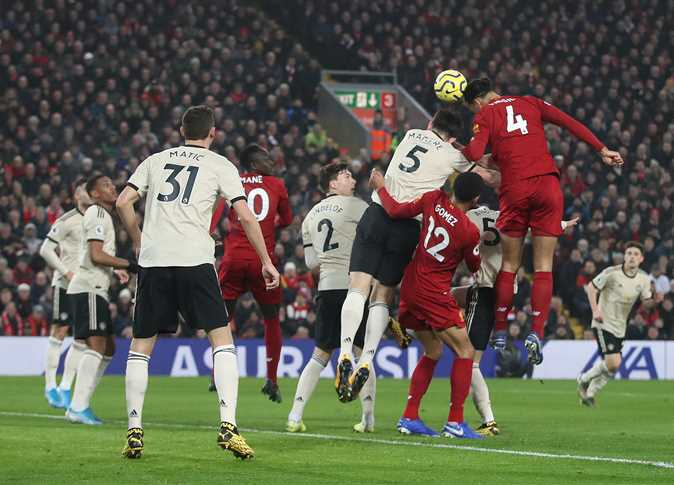 Photos Liverpool Tops The Table With 16 Points Ahead Of Manchester United Egypt Independent