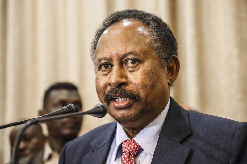 Sudanese PM to visit Egypt, Ethiopia to resume GERD talks
