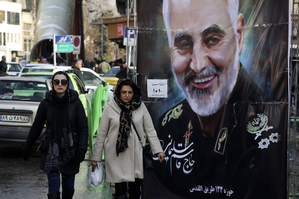 Masked gunmen kill local commander of Iran's security forces