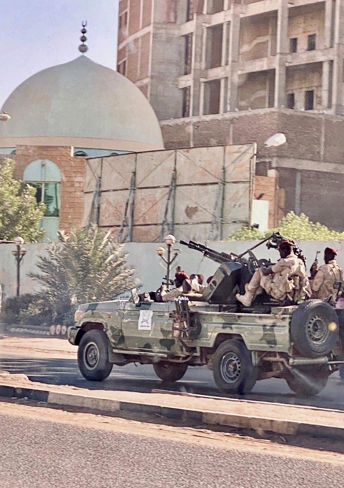 khartoum attempted mutiny ap.