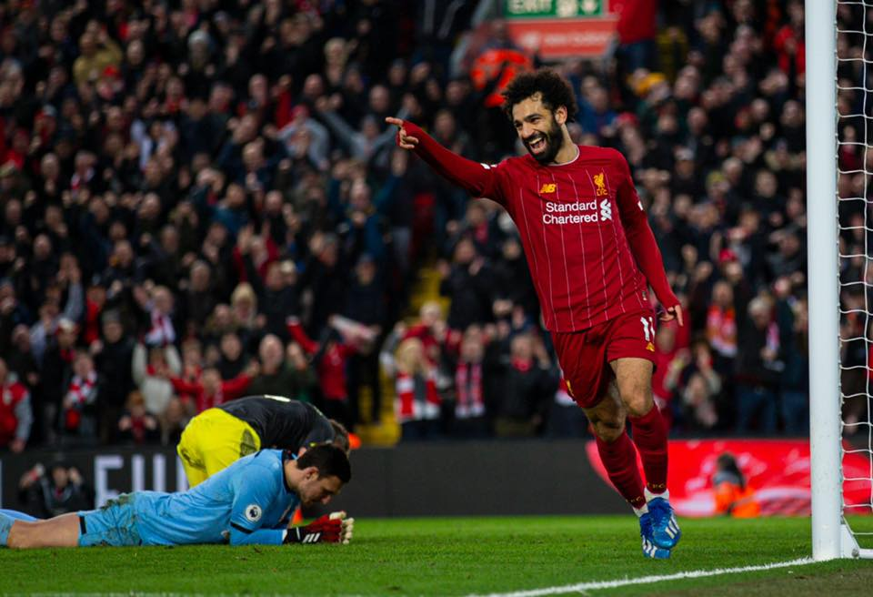 Mohamed Salah Among Top 10 Fastest Players In The World Le Figaro Egypt Independent