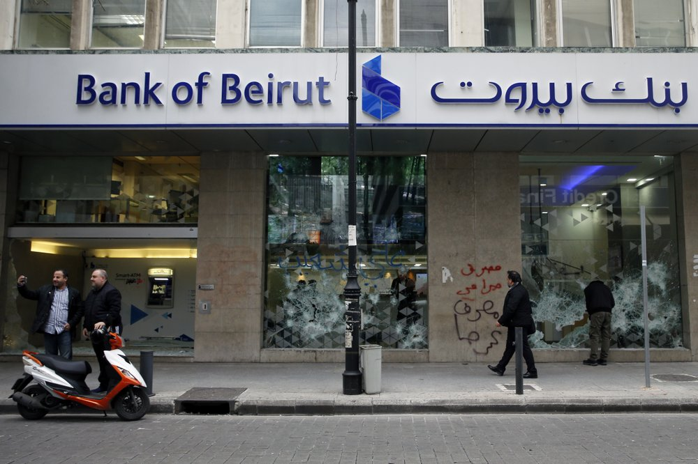 Lebanon finances point to debt restructuring: Fitch Ratings