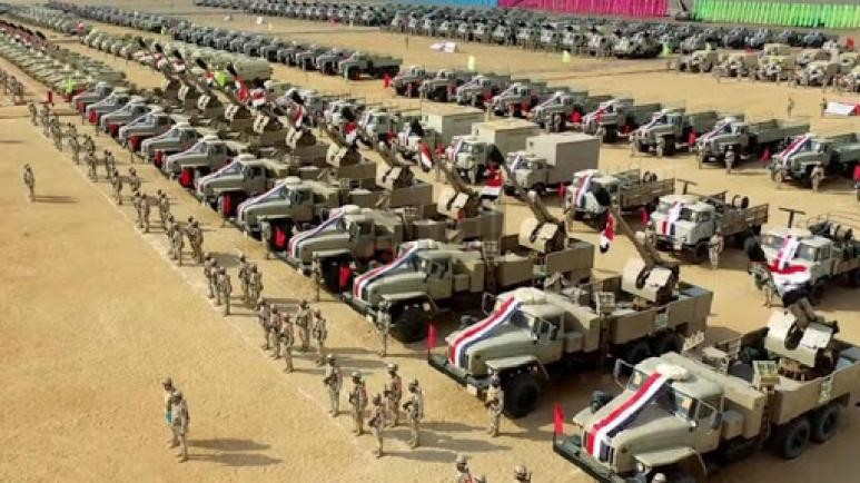 Egypt S Military Is The 9th Strongest In The World Jumping Three Places In 2019 Egypt Independent