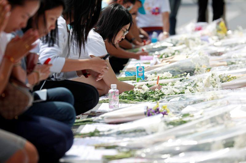 Mass Shooter Killed at Thai Shopping Mall: Security Sources
