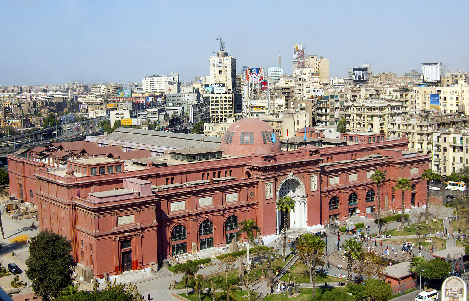 Egypt extends suspension of museums, archaeological sites, hotel activities until April 15