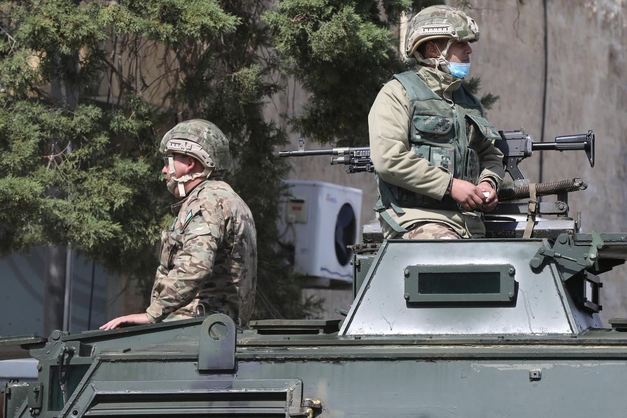 Egypt vs Turkey in 2021: who has the stronger military?